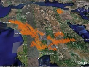 Grèce, des incendies aux élections